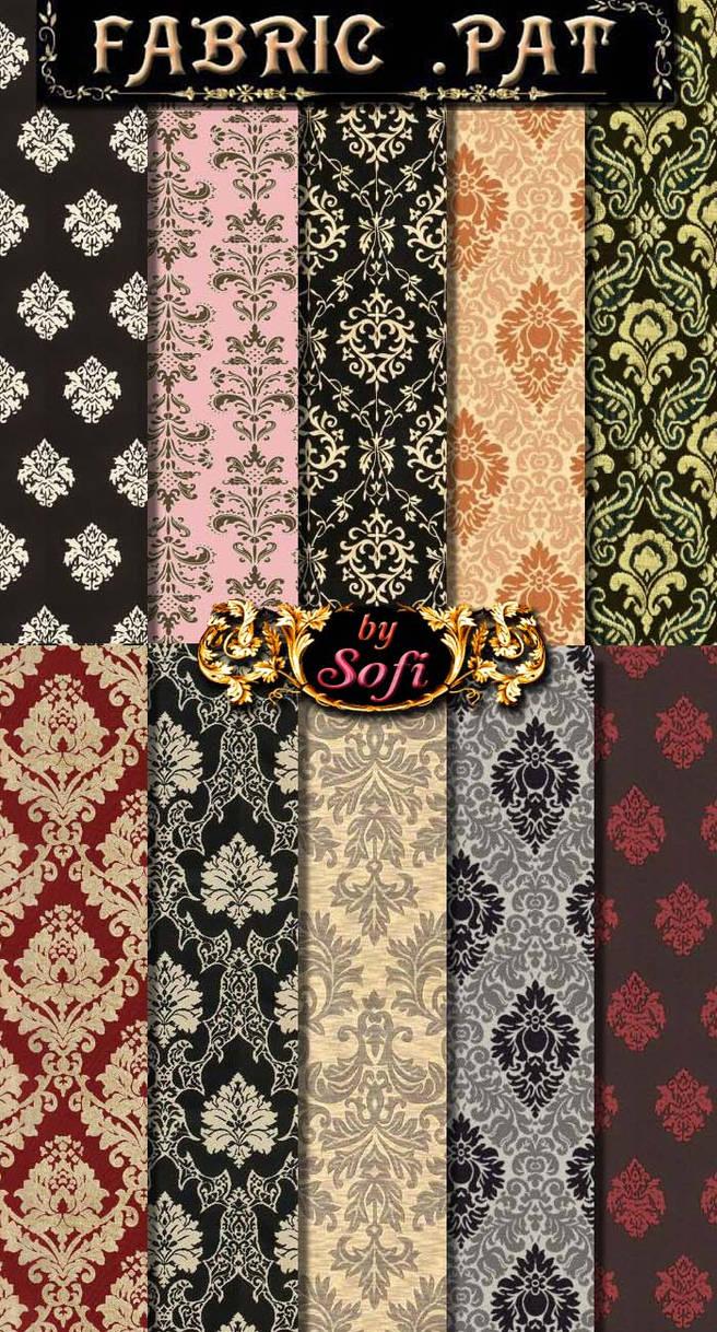 Damask Patterns by sofi01