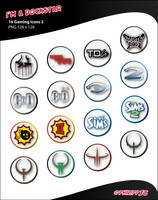 Dockstar: Gaming Icons 2 by Philipp-JC