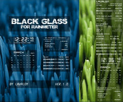 Black Glass by LAvalon