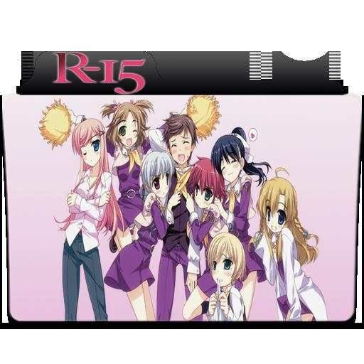 """Képtalálat a következőre: """"R-15 anime ico"""""""