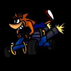 Crash Bandicoot GIF