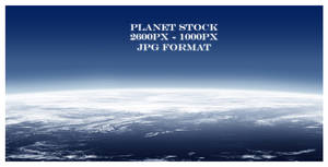 Large Scale Planet Stock