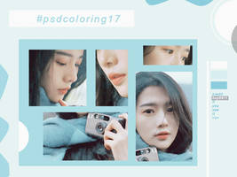 [180218] PSD COLORING 17 by huy0911