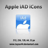 Apple iAd iPhone iCon Set