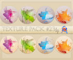 Texture Pack #23 by GA - Watercolor