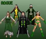 Rogue Marvel Heroes XNALara