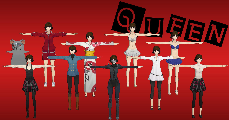 Makoto's Models