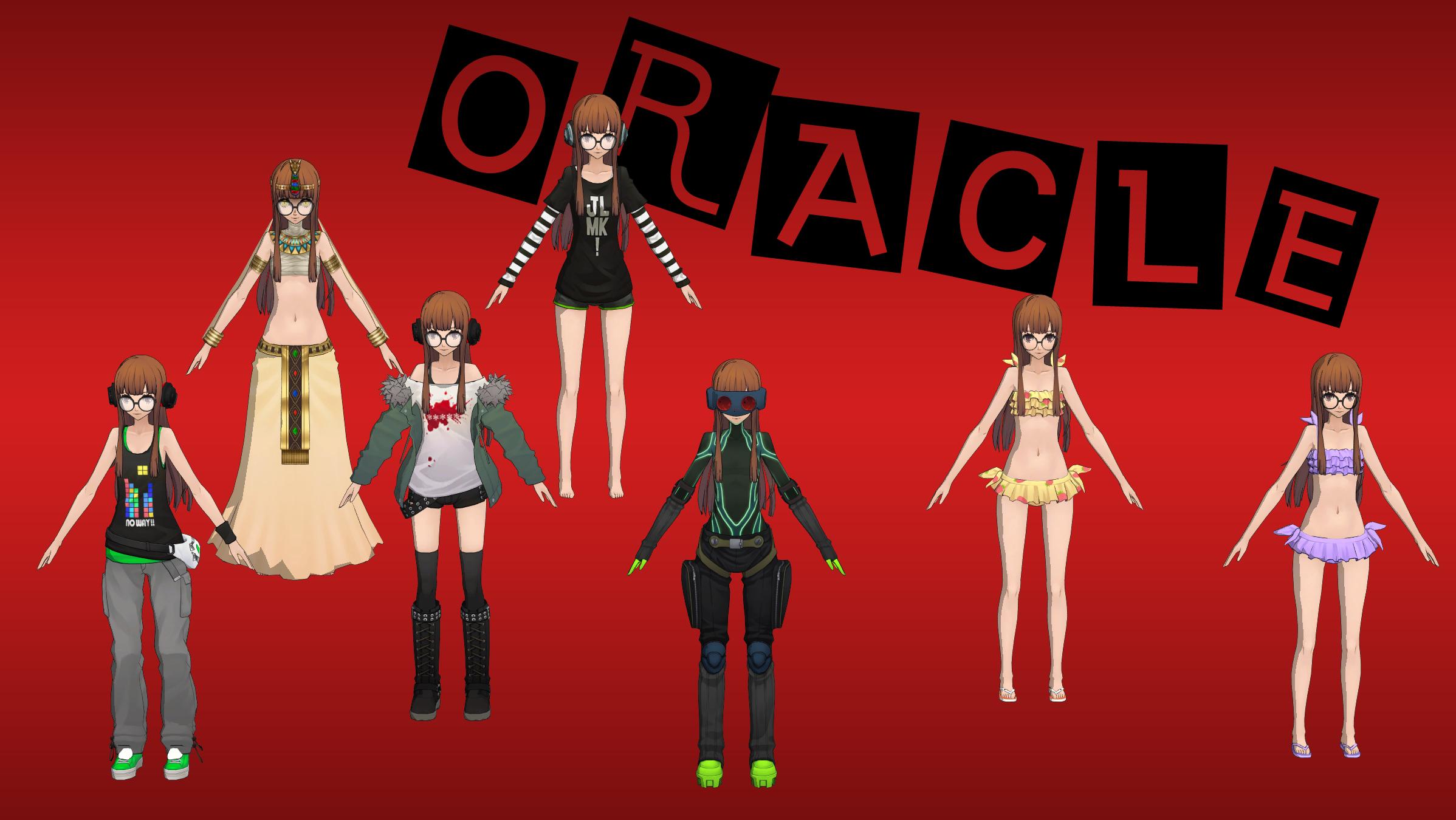 Futaba's Models