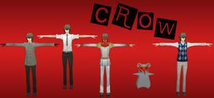 Persona 5: Crow Pack XNALara (Update 1)