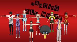 Persona 5: Dancing All Night XNALara