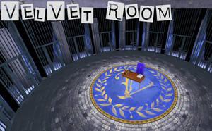 Persona 5: Velvet Room Pack XNALara by Xelandis