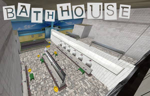 Persona 5: Bathhouse XNALara by Xelandis