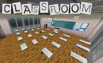 Persona 5: Classroom XNAlara by Xelandis