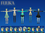 Persona 3 DMN: Fuuka Pack XPS (Upd 3)