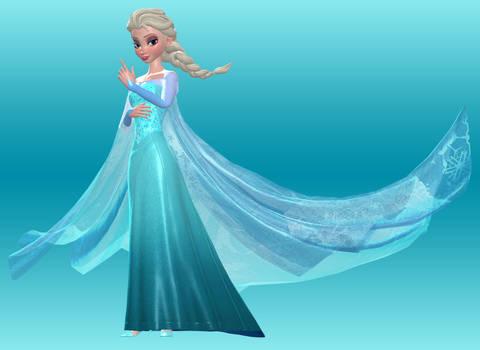 KH3 - Elsa XPS