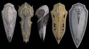 Final Fantasy XV: Shields XPS