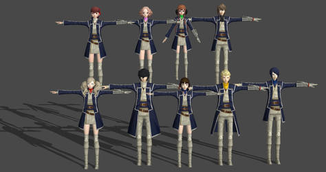 Persona 5: SMT4 Pack