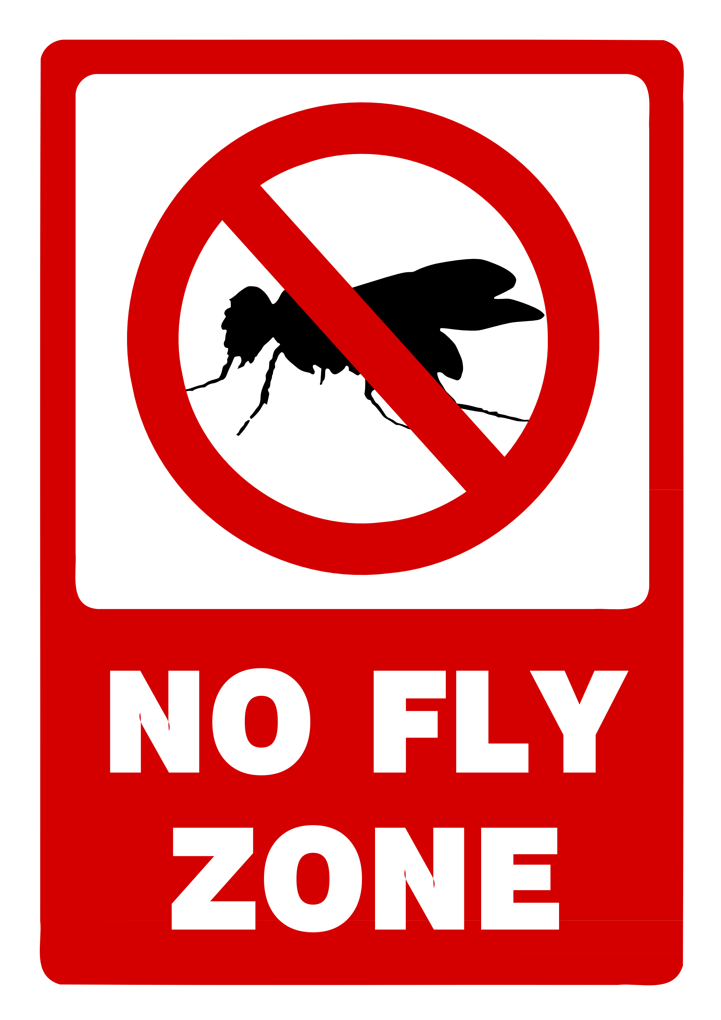 no fly zone  signage  by icqgirl on deviantart clip art of a house on an island clip art of a house needing repairs