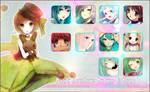 Anime Render Pack 001