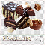 Pack Cakes PNG - By Mikone