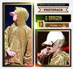 G DRAGON #17 (BIG BANG) |PHOTOPACK|