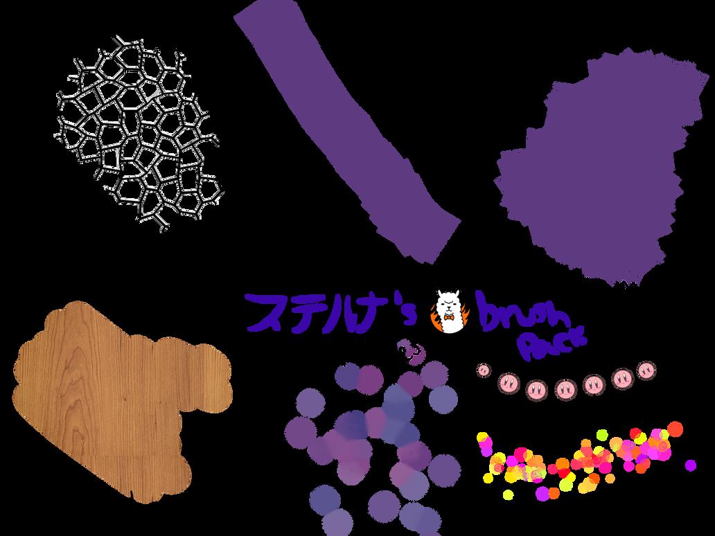 Sai Painterly Paint Brush