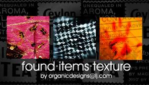 Found Item Textures
