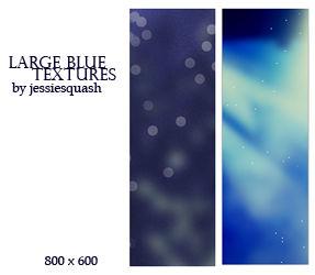 Large Blue Light Textures