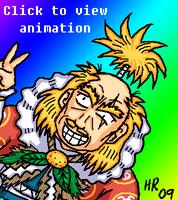 Animated Shogun Magginesu by Seppukumaru