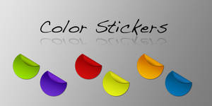 Color Stickers