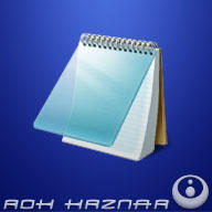 Vista Notepad by SLiMspaceman
