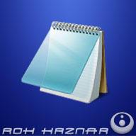 Vista Notepad by SLiMspaceman