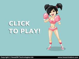 Knockout Girl Animation