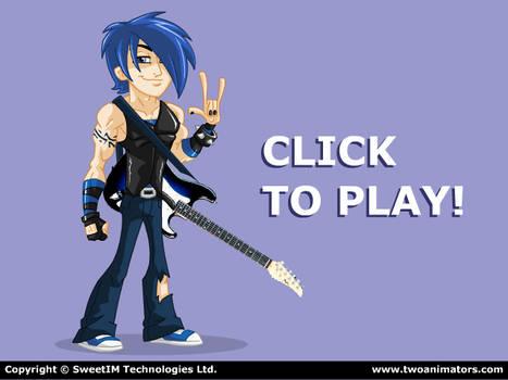 Rocker Dude Animation