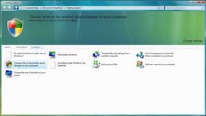 Vista Welcome Center Style For Win7 - Vista VS