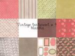 Vintage texture set 4