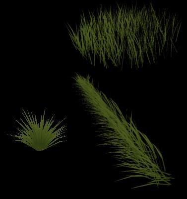 Grass Pack for FeralHeart by giddyfox