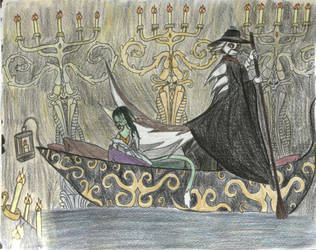 Phantom of the DreamWorld by Papertop