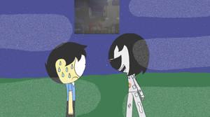 Recrescene #1- Thomas meets Timothy
