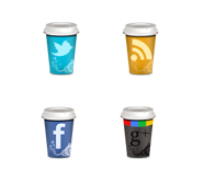 -Social Media Icons- by Acerbical