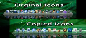 Reflective Iconset 1