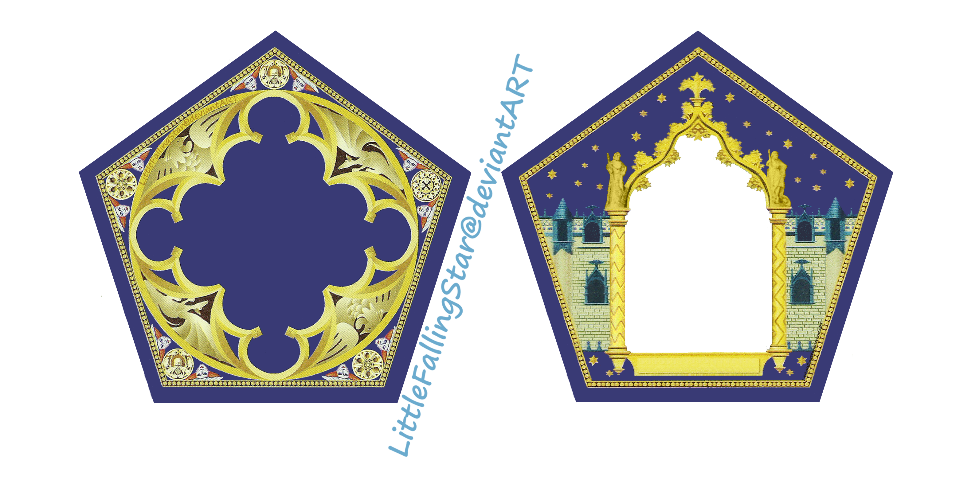 photo regarding Chocolate Frog Printable identify Chocolate Frog Card via LittleFallingStar upon DeviantArt