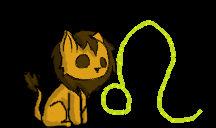 Lion shimeji