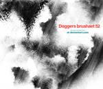 Daggers Brushset 52