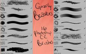 Gnarly Beavers by desperatedeceit