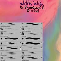 WitchWish by desperatedeceit