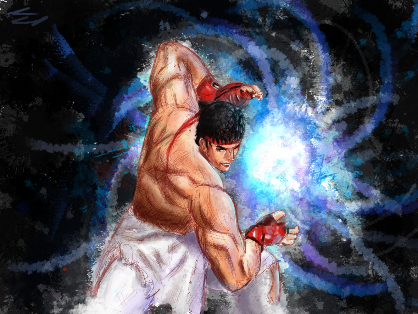 Ryu Metsu Hadouken By Sudafreekan On Deviantart