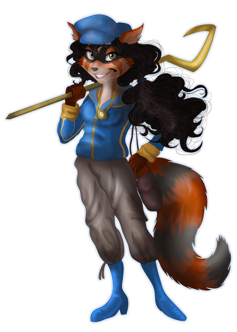 sly cooper: it takes a cooper chpt 1author-of-insane on deviantart