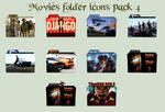 Movies folder icons pack 4