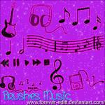 Brushes Music